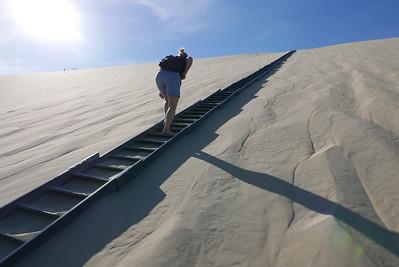 Anreise Auto - Frankreich / Dune du pilat