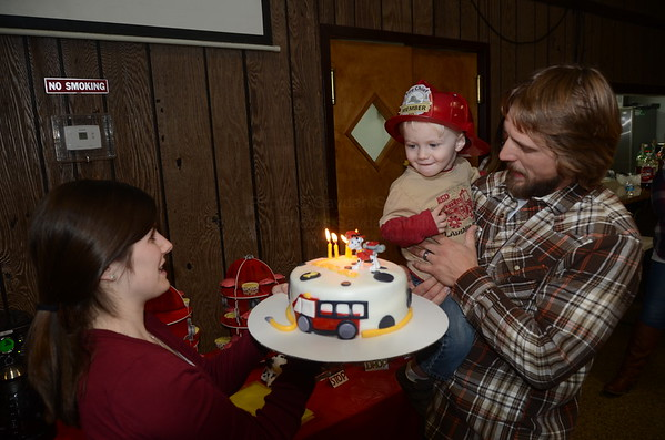 Lucas' 2nd Birthday