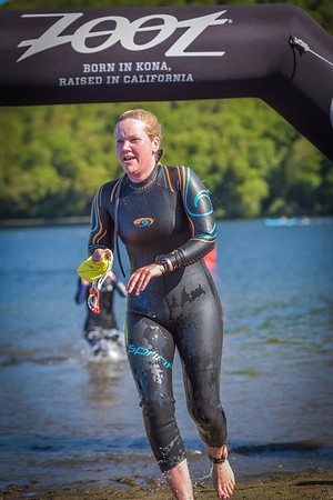 Slateman Sprint Swim Exit - Women