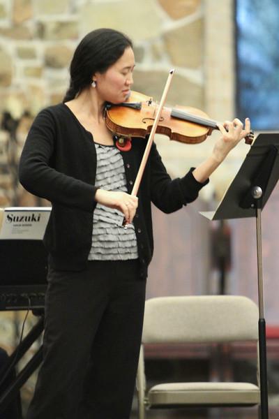 2013-14 Orchestra at Lanier Chapel