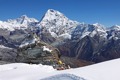 Mera Peak (6461m) - Nepal 2019