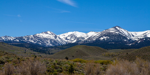 California - Eastern Sierras - 395