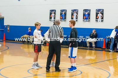 Chatham Middle Boys Varsity @ East Hickman