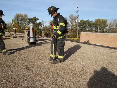 BENSENVILLE, IL FLAT ROOF OPERATIONS VIDEO (10.21.10)