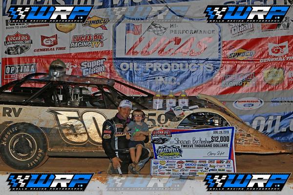 Tazewell Speedway Lucas Oil Late Model Dirt Seriess