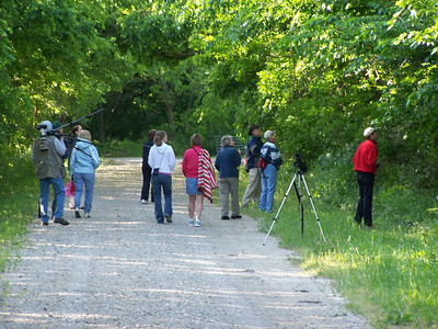 Meadow Preserve - People on Past History Walks