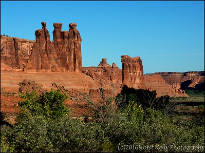 Canyonlands,  Arches,  Moab area
