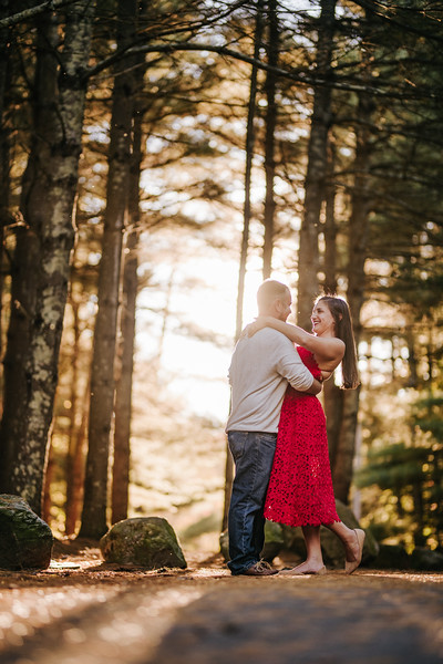 Marissa and Mike - 10.10.17 - Chatfield Hollow State Park