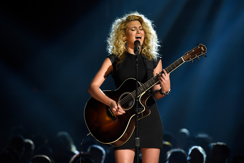 . Tori Kelly performs at the Billboard Music Awards at the MGM Grand Garden Arena on Sunday, May 17, 2015, in Las Vegas. (Photo by Chris Pizzello/Invision/AP)