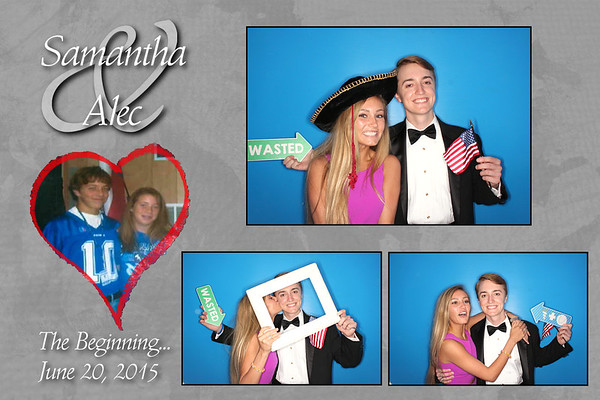 Samantha & Alec's Wedding