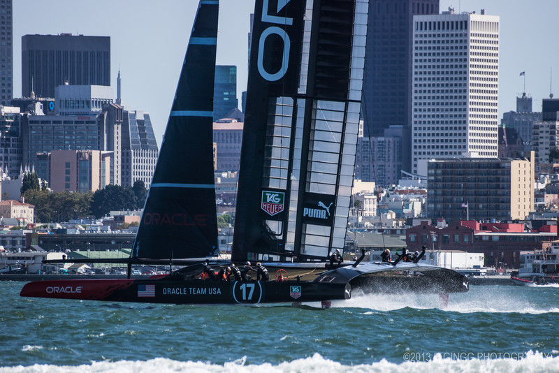 America's Cup 9-13-2013