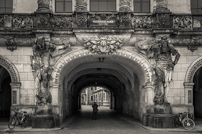 Dresden: Green Vault and surroundings