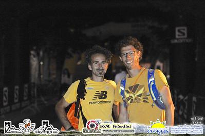 Arrivi 90 km e pre-partenza della 40 km @Gian Marco Valentini