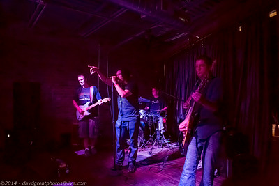 20140802 Mellow Jelly @ The Throne Room Chicago
