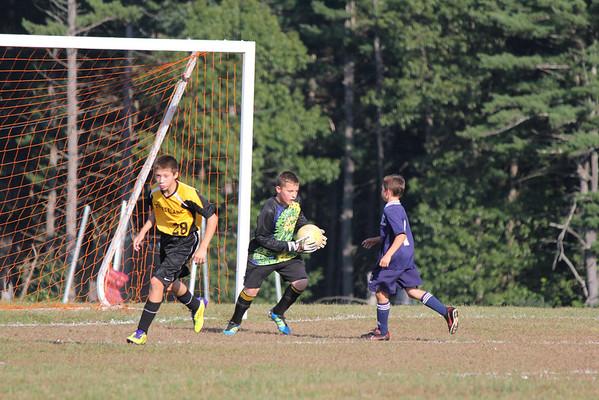 TRMS Boys B - 2nd Game - 2011