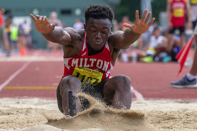 2018 MIAA State Open Outdoor Track Championships