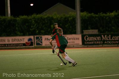 2012_09_19 Playoffs Reserve Men Maungakaramea vs Kamo High