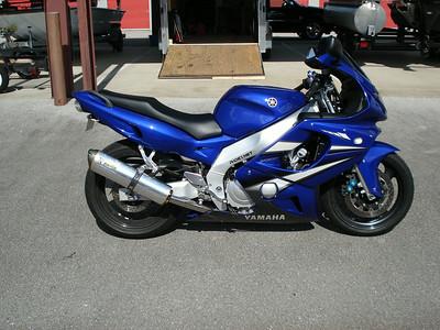 2007 YZF600