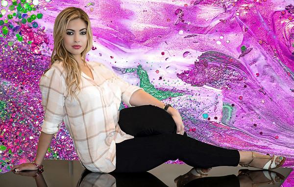Model - Catalina Garcia