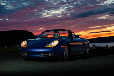 2020-07-29 Jerry's Porsche