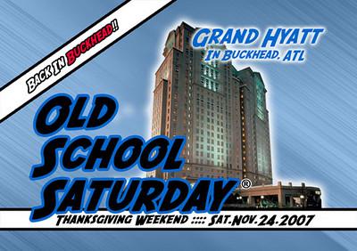 OSS @ Grand Hyatt Atlanta in Buckhead :: ATL, GA [Nov.24.2007]