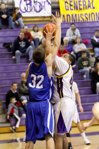02-22-13 Maumee vs Anthony Wayne JV Boys Basketball
