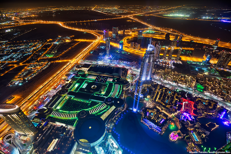 Over Dubai