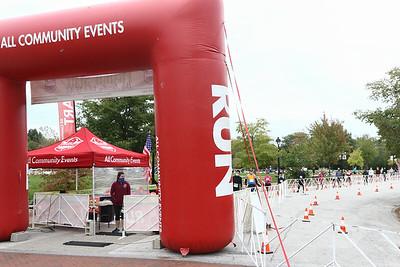Prairie State Half Marathon, 10K & 3.5 Mile - 2020