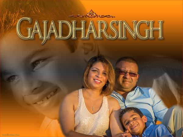 Gajadharsingh Family