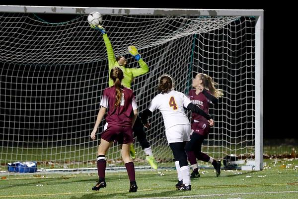 Lenox girls defeated by Millbury in soccer state semis-111919