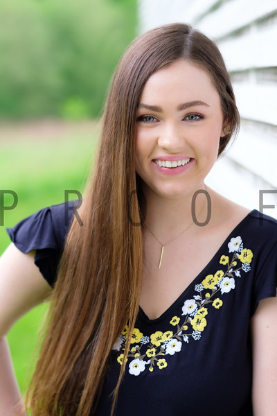 S Beston Senior Portraits