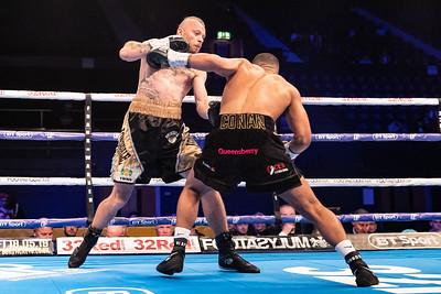 Caoimhin Agyarko vs Martin Kabrihl