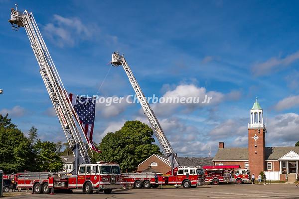 "Westbrook Fire Department ""Wetdown"""