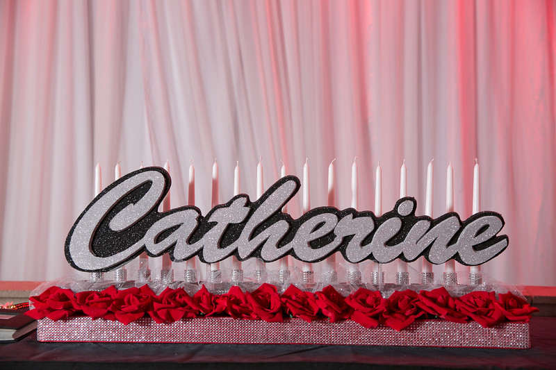 Catherine Sweet 16
