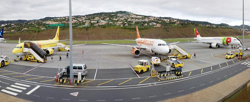 Madeira's main airport