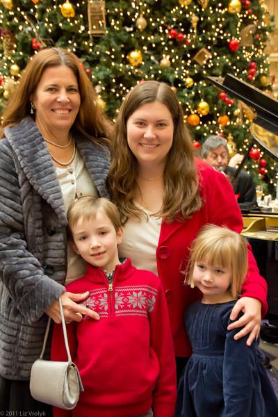 2011-12 O'Keefe Christmas Brunch