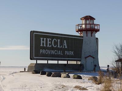 Hecla Grindstone Provincial Park