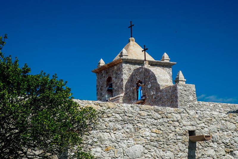 Presidio La Bahía Bell Tower