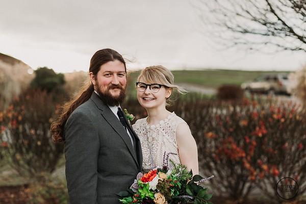 Alyse & Michael | Armstrong Farms - Social