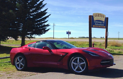 Bill's 2015 Corvette C7