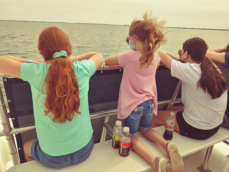 6-Sherri, Josh & Tess Visit Florida