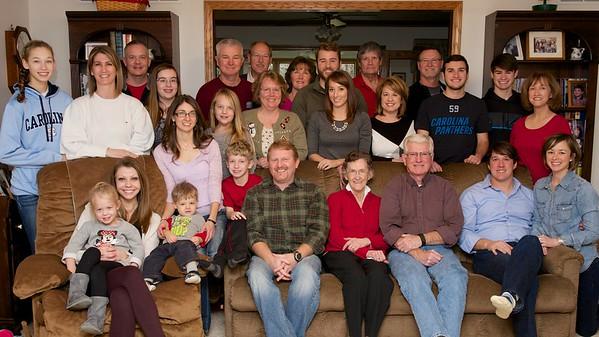Sizemore Christmas 2014