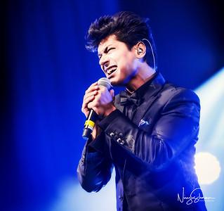 Shaan Love in Concert