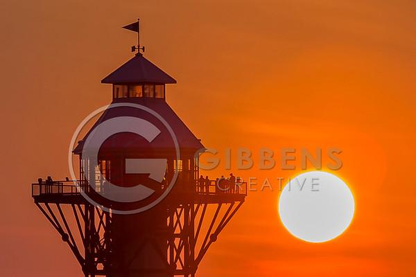 Dobbins Landing & Bicentennial Tower