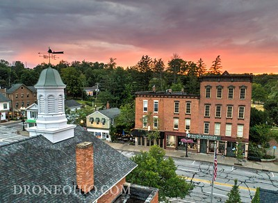 Chagrin Falls - July 2017 - Early morning