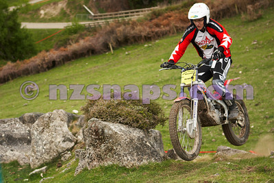 2010 NZ Motorbike Trials Champs