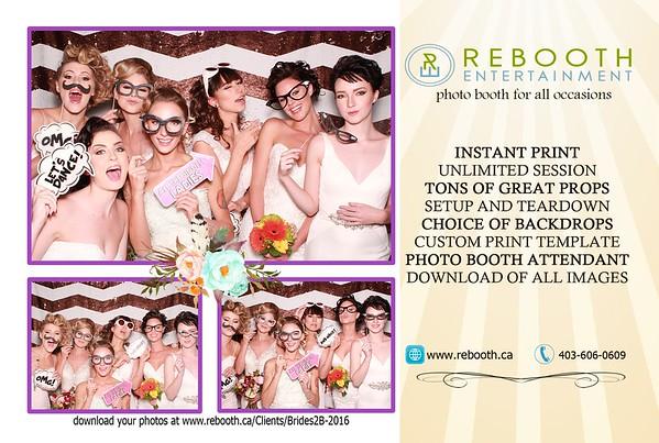 Brides2B 2016