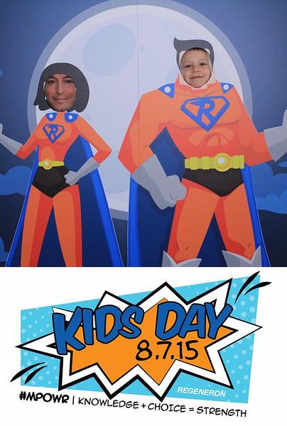 Regeneron Kids Day