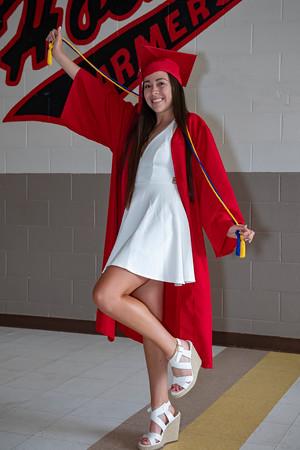 Kamryn Baca Graduation Hoehne 2019