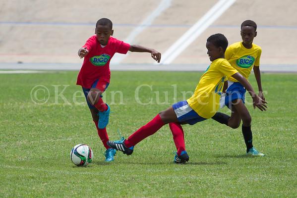 Bico Primary Schools Football Semifinals 2016